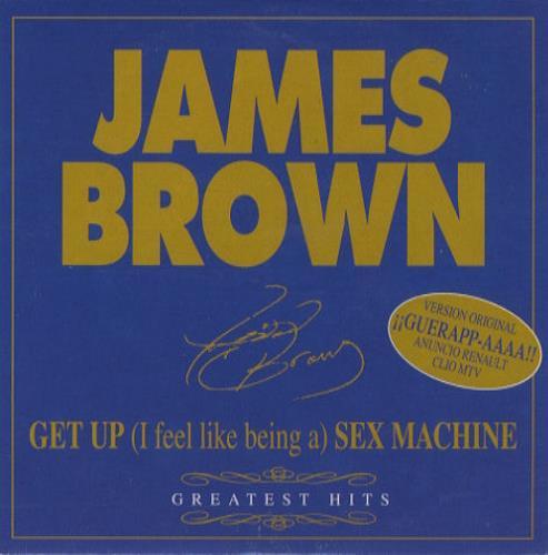 sonya-james-brown-sex-machine-album