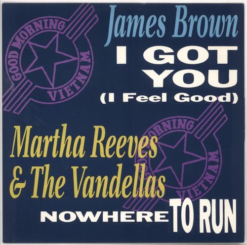 "James Brown I Got You (I Feel Good) 12"" vinyl single (12 inch record / Maxi-single) UK JMB12IG725577"