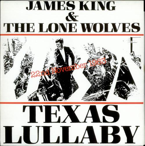 "James King Texas Lullaby EP 12"" vinyl single (12 inch record / Maxi-single) UK J4M12TE524446"