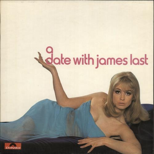 James Last A Date With James Last vinyl LP album (LP record) UK JLSLPAD718960