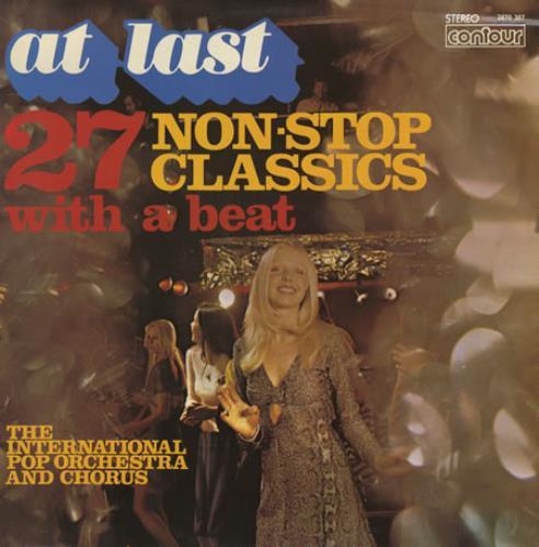 James Last At Last! 27 Non-Stop Classics With A Beat vinyl LP album (LP record) UK JLSLPAT386464