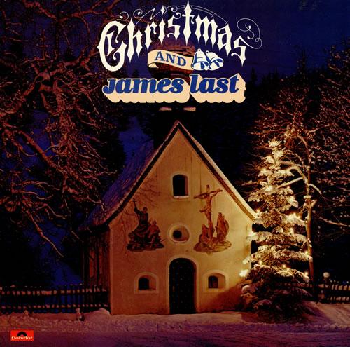 James Last Christmas And James Last vinyl LP album (LP record) UK JLSLPCH458623