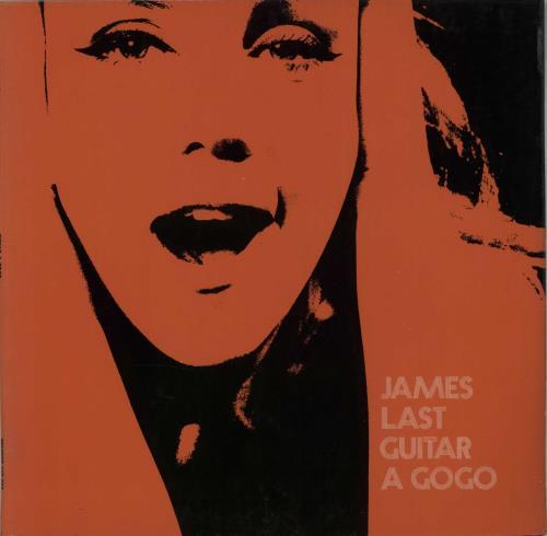 James Last Guitar A Gogo vinyl LP album (LP record) UK JLSLPGU644190
