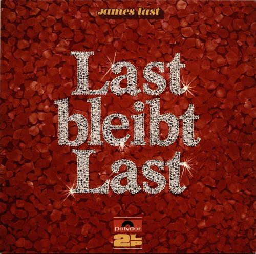 James Last Last Bleibt Last 2-LP vinyl record set (Double Album) German JLS2LLA695597