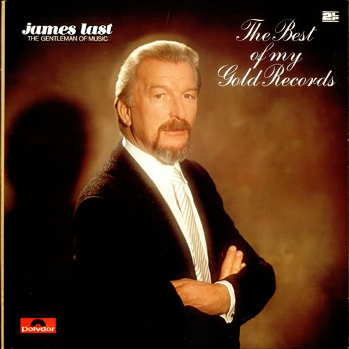 James Last The Best of My Gold Records 2-LP vinyl record set (Double Album) UK JLS2LTH529009