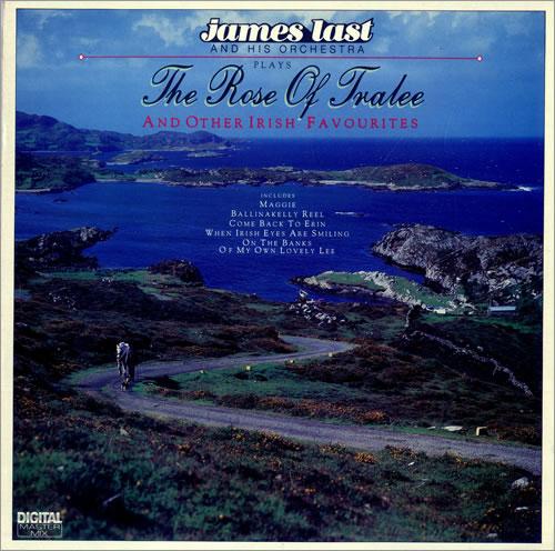 James Last The Rose Of Tralee And Other Irish Favourites vinyl LP album (LP record) UK JLSLPTH495723