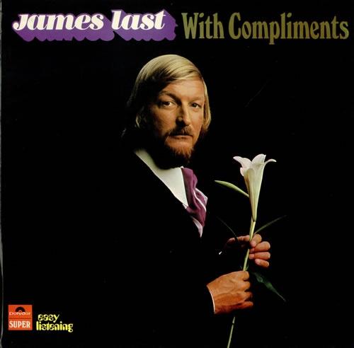 James Last With Compliments vinyl LP album (LP record) UK JLSLPWI487427
