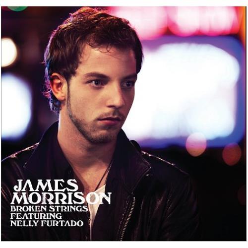 """James Morrison Broken Strings CD single (CD5 / 5"""") UK JMOC5BR454796"""