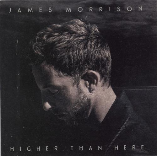 James Morrison Higher Than Here CD-R acetate UK JMOCRHI725315