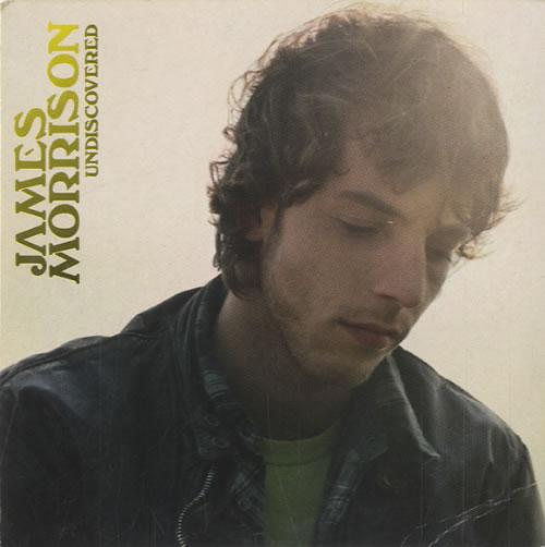 "James Morrison Undiscovered 3"" CD single (CD3) UK JMOC3UN514215"