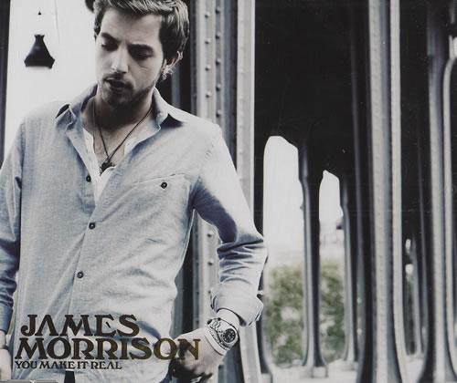 """James Morrison You Make It Real CD single (CD5 / 5"""") German JMOC5YO454861"""