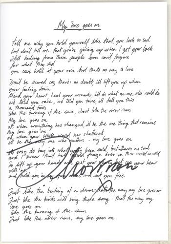 James Morrison You're Stronger Than You Know + Signed Sheet CD album (CDLP) UK JMOCDYO717003