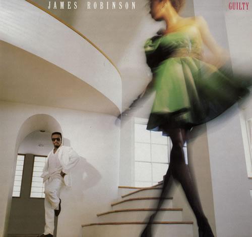 James Robinson Guilty vinyl LP album (LP record) UK KS0LPGU578550
