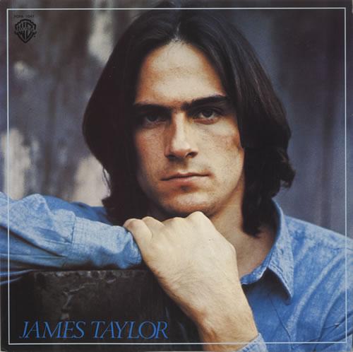 James Taylor James Taylor Japanese Vinyl Lp Album Lp