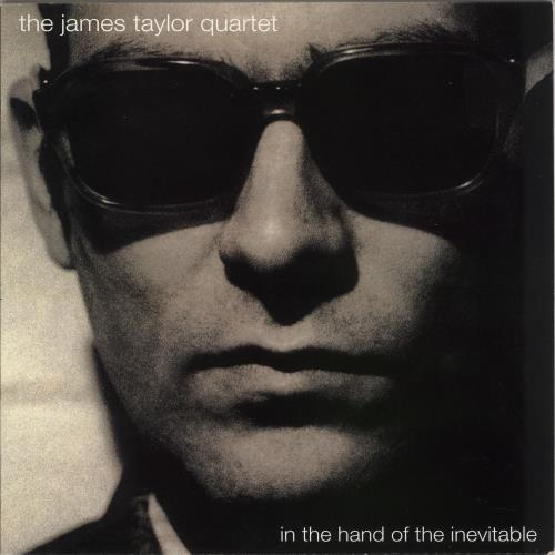 James Taylor Quartet In The Hand Of The Inevitable vinyl LP album (LP record) UK JTQLPIN748249