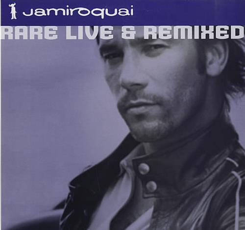 Jamiroquai Rare Live & Remixed 2-LP vinyl record set (Double Album) Japanese JMQ2LRA404235