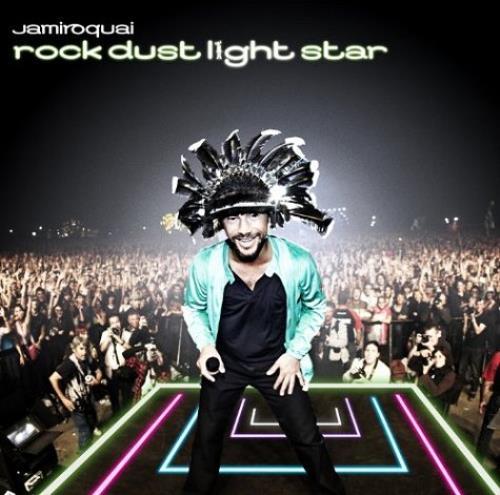 Jamiroquai Rock Dust Light Star 2-LP vinyl record set (Double Album) UK JMQ2LRO522108