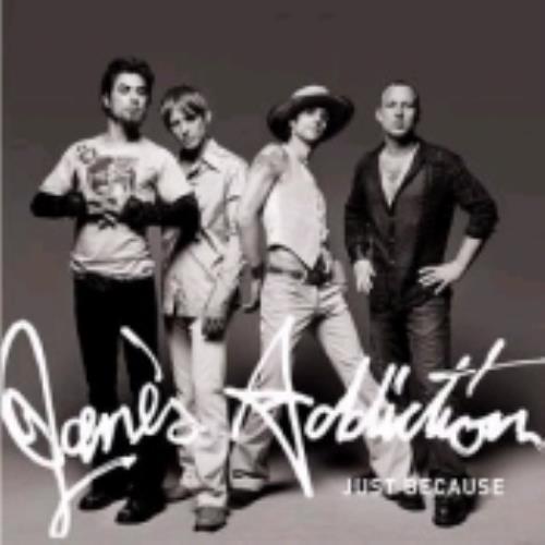 "Janes Addiction Just Because CD single (CD5 / 5"") UK JANC5JU251226"
