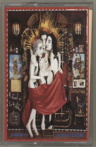 Janes Addiction Ritual De Lo Habitual cassette album German JANCLRI702742