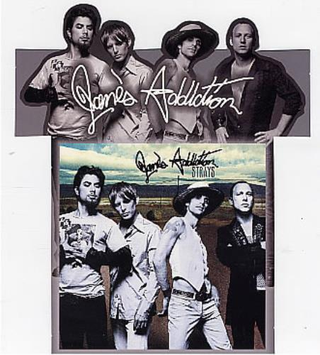 Janes Addiction Strays display Mexican JANDIST257927