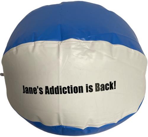 Janes Addiction Strays memorabilia UK JANMMST261608