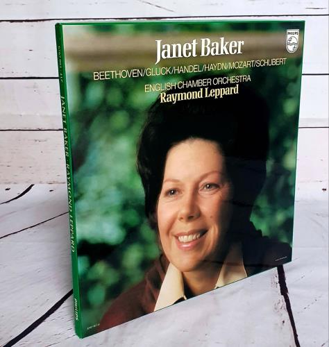 Janet Baker Beethoven / Gluck / Handel / Haydn / Mozart / Schubert Vinyl Box Set Dutch J58VXBE759336