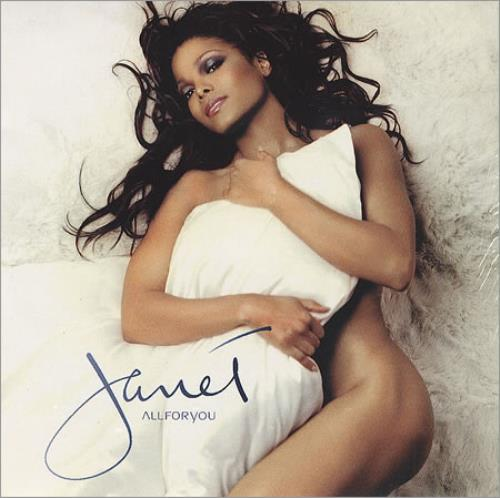 "Janet Jackson All For You CD single (CD5 / 5"") French J-JC5AL183666"