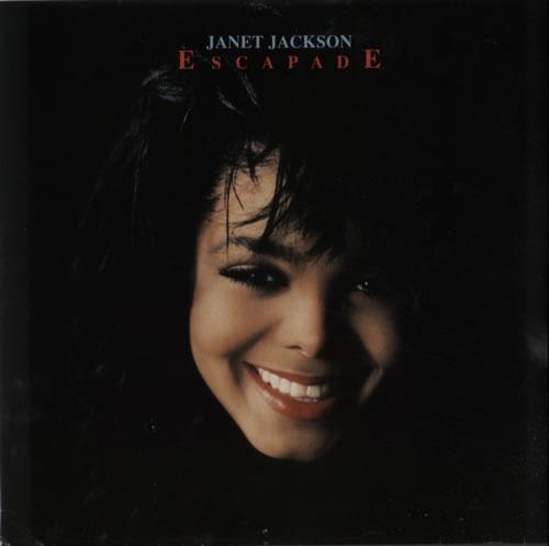 "Janet Jackson Escapade 12"" vinyl single (12 inch record / Maxi-single) UK J-J12ES53657"