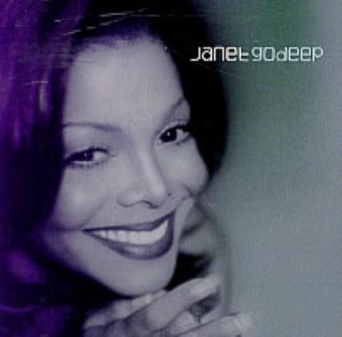 "Janet Jackson Go Deep CD single (CD5 / 5"") US J-JC5GO117469"