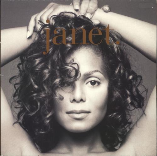 Janet Jackson Janet 2-LP vinyl record set (Double Album) UK J-J2LJA234657
