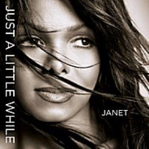 "Janet Jackson Just A Little While 12"" vinyl single (12 inch record / Maxi-single) UK J-J12JU282093"