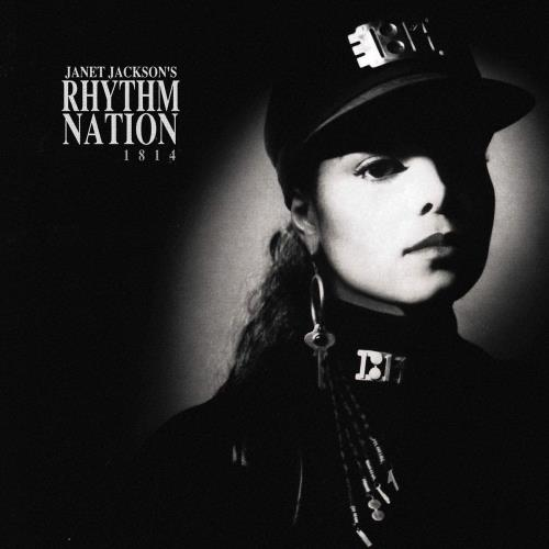 Janet Jackson Rhythm Nation 1814 - Sealed 2-LP vinyl record set (Double Album) US J-J2LRH763416