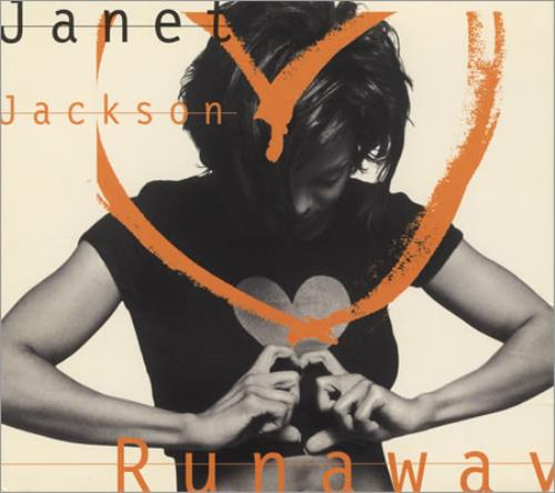 "Janet Jackson Runaway CD single (CD5 / 5"") US J-JC5RU57046"