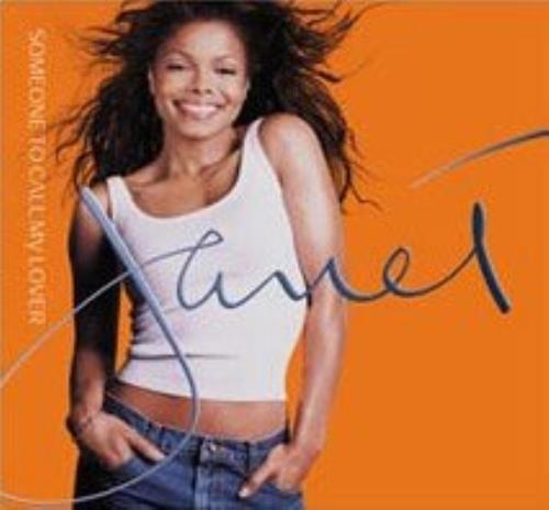 "Janet Jackson Someone To Call My Lover CD single (CD5 / 5"") Australian J-JC5SO188582"