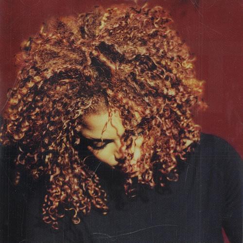 Janet Jackson The Velvet Rope - Album Case CD album (CDLP) US J-JCDTH95456