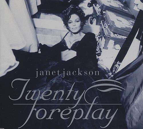 """Janet Jackson Twenty Fourplay CD single (CD5 / 5"""") German J-JC5TW58943"""