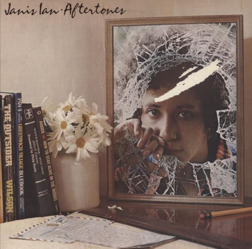 Janis Ian Aftertones vinyl LP album (LP record) UK J-ILPAF495044