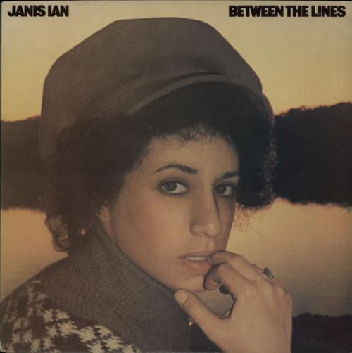 Janis Ian Between The Lines vinyl LP album (LP record) UK J-ILPBE250982