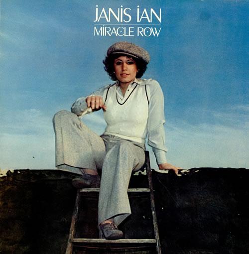 Janis Ian Miracle Row vinyl LP album (LP record) UK J-ILPMI458308