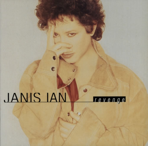 Janis Ian Revenge + Booklet - EX vinyl LP album (LP record) UK J-ILPRE595618