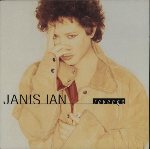 Janis Ian Revenge vinyl LP album (LP record) UK J-ILPRE763688