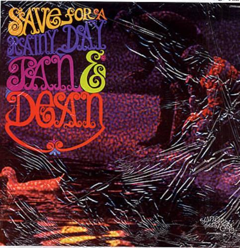 Jan & Dean Save For A Rainy Day - Black vinyl 2-LP vinyl record set (Double Album) US JDE2LSA301643