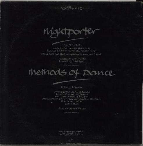"""Japan Nightporter - EX 12"""" vinyl single (12 inch record / Maxi-single) UK JAP12NI759531"""