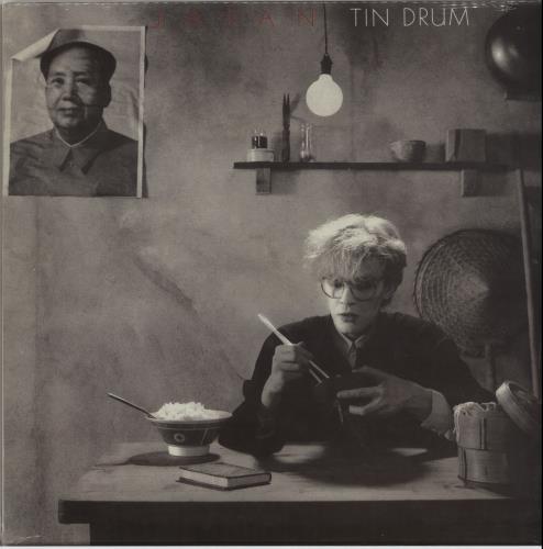 Japan Tin Drum 180gm Sealed Uk Vinyl Lp Album Lp