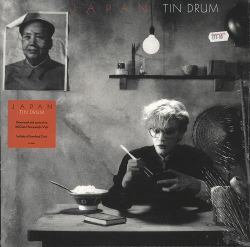 Japan Tin Drum - 180gm vinyl LP album (LP record) UK JAPLPTI721583