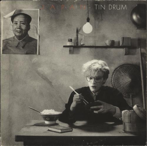 Japan Tin Drum Uk Vinyl Lp Album Lp Record 222170