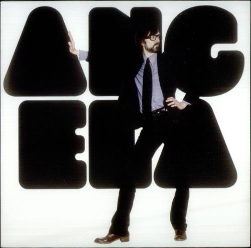 "Jarvis Cocker Angela 7"" vinyl single (7 inch record) UK JVC07AN472307"