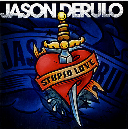 Jason Derulo Trumpets / Stupid Love 2-CD single set (Double CD single) UK J1V2STR607460