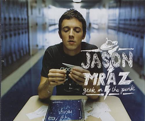 Jason Mraz Geek In The Pink 2-CD single set (Double CD single) UK JA82SGE351830