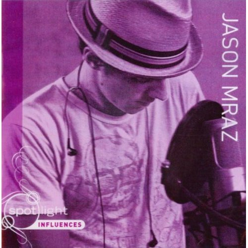 Jason Mraz Influences US CD album (CDLP) (398379)